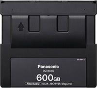 【新品/取寄品/代引不可】コンパクトアーカイバー用 600GB BD-REマガジン LM-BX6B1J