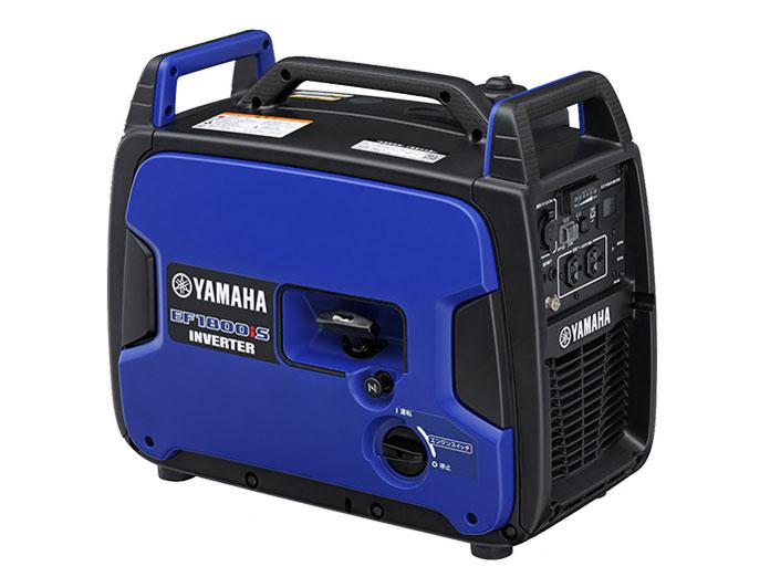 【新品/取寄品】ヤマハ 1.8kVA 防音型 インバータ発電機 EF1800iS