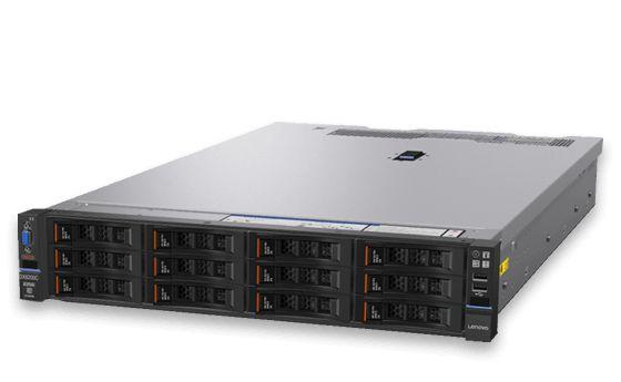 【新品/取寄品/代引不可】Lenovo Storage DX8200C 14x4TB 3.5型/2x240GB SSD 56TB 3年S&S 5120C1J