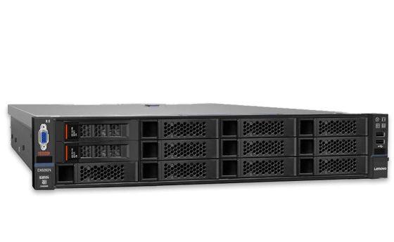 【新品/取寄品/代引不可】Lenovo Storage DX8200N 2x1TB 3.5型/2xN2226 HBA モデル 5128A2J