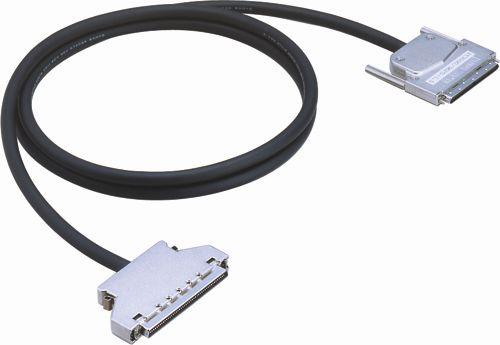 【新品/取寄品/代引不可】100ピン0.8mmピッチコネクタ用 96ピン1.27mmピッチ変換シールドケーブル(3m) PCB100/96PS-3