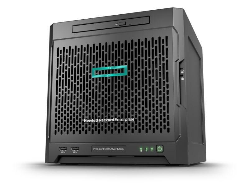 【新品/取寄品/代引不可】MicroServer Gen10 Opteron X3421 1P4C 8GBメモリ SATA タワー プリロード GSモデル P04923-291
