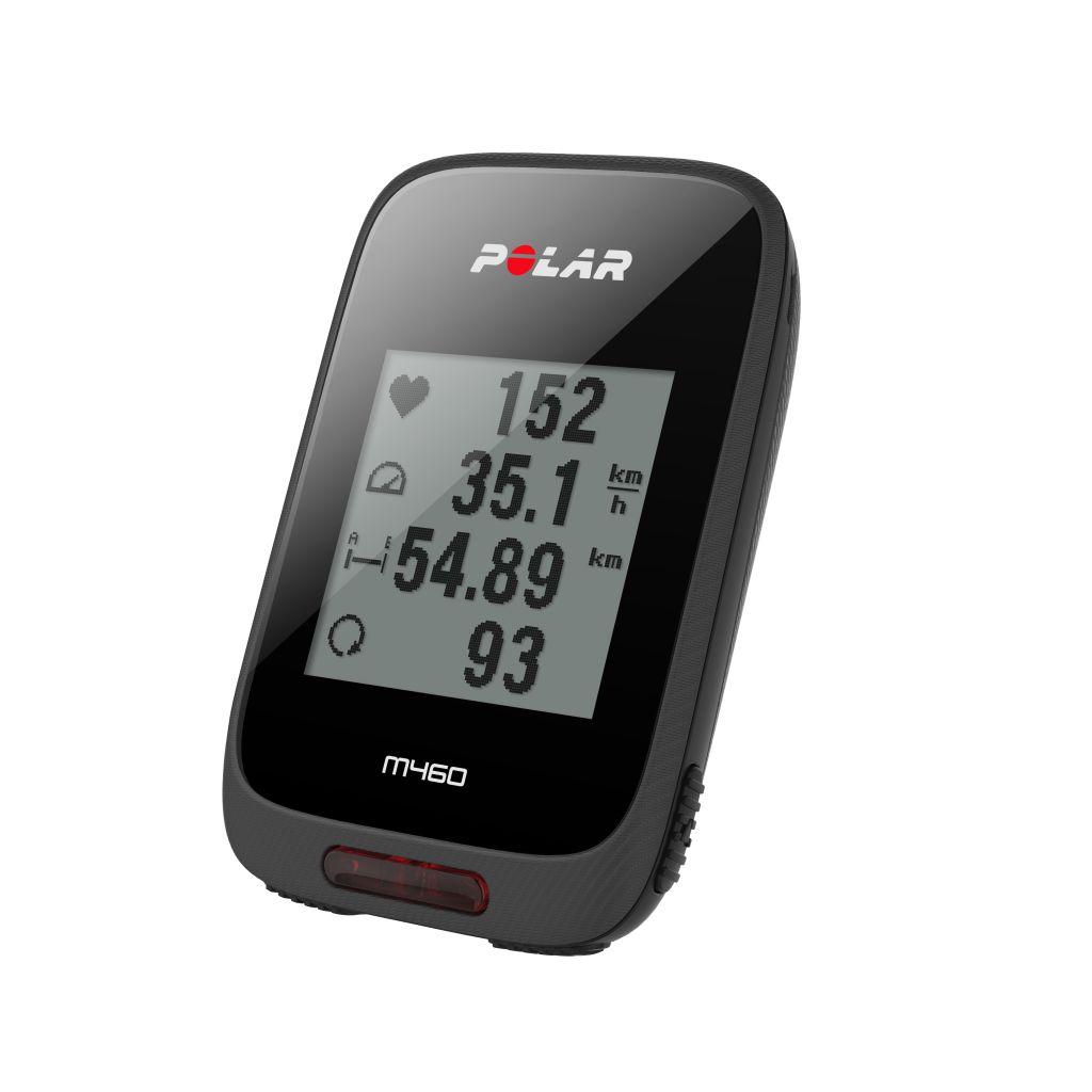【新品/取寄品/代引不可】GPSサイクルコンピュータ M460 心拍センサーなし