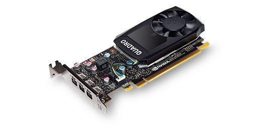 【新品/取寄品/代引不可】NVIDIA Quadro P400グラフィックスカード(ロープロファイル搭載) 4X60N86656