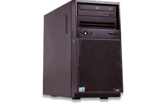 【新品/取寄品/代引不可】System x3100 M5(SS SATA)/XeonE3-1231v3(4) 3.40GHz-1600MHzx1/PC3L-12800 4.0GB(4.0x1)/DVD-ROM/POW(300W)/OSなし/1年保証24