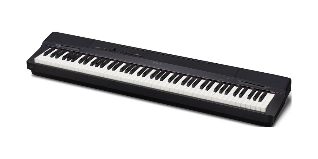 【新品/取寄品/代引不可】カシオ電子ピアノプリヴィア プリヴィア PX-160BK ソリッドブラック調