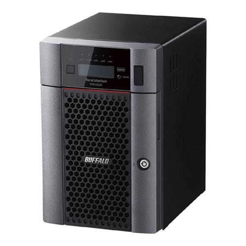 【新品/取寄品/代引不可】ハードウェアRAID Windows Server IoT 2019 for Storage Standard 6ベイデスクトップ48TB WSH5620DN48S9