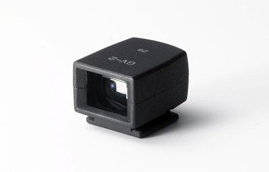 【新品/在庫あり】デジタルカメラGRシリーズ用外部ミニファインダー GV-2