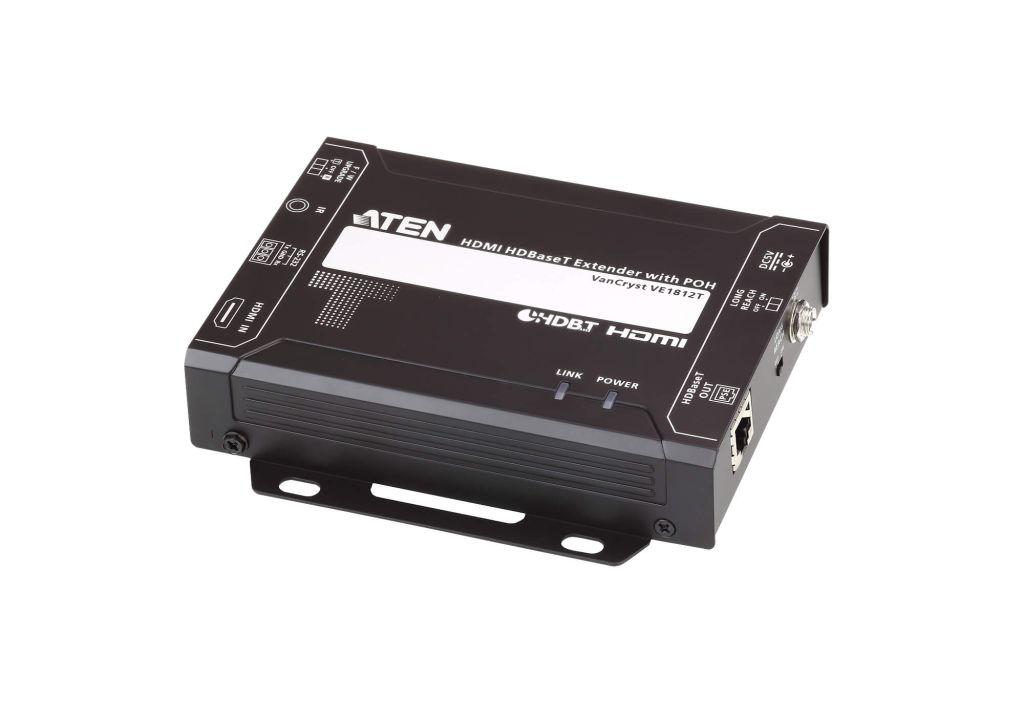 【新品/取寄品/代引不可】HDMIツイストペアケーブルエクステンダー(4K対応POHタイプ) VE1812/ATEN