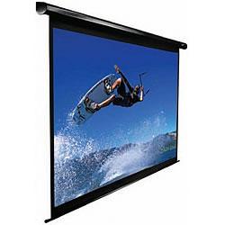 【新品/取寄品】電動プロジェクタースクリーン スペクトラム 125インチ(16:9) ブラックケース Electric125H
