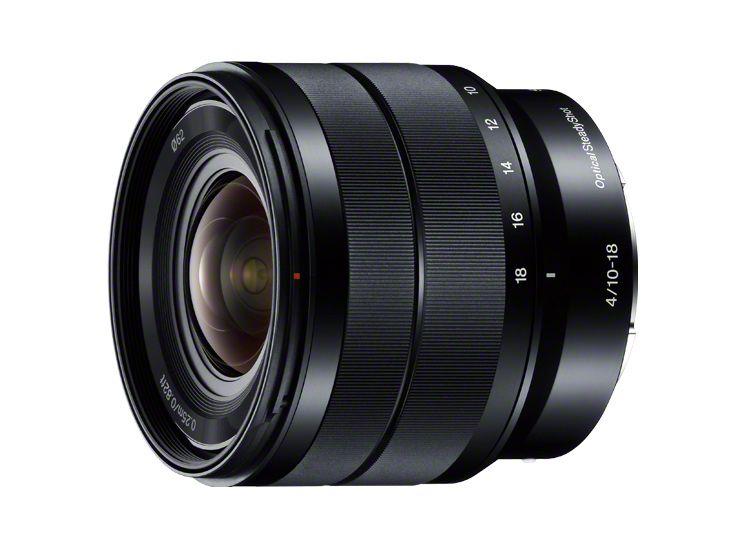 【新品/在庫あり】SONY E 10-18mm F4 OSS SEL1018