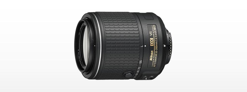 【新品/取寄品】Nikon AF-S DX NIKKOR 55-200mm f/4-5.6G ED VR II