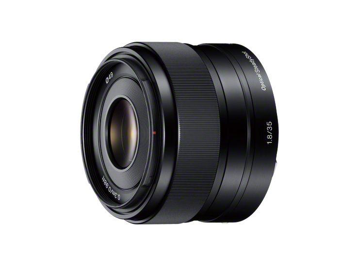 【新品/在庫あり】SONY E 35mm F1.8 OSS SEL35F18