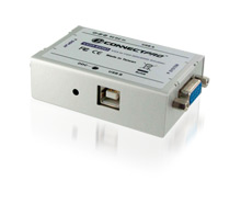 【新品/取寄品/代引不可】VGA EDID信号保持機 VGA-EDID