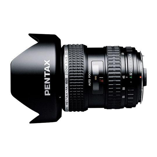 【新品/取寄品/代引不可】smc ペンタックス FA645 33-55mm F4.5AL 26805