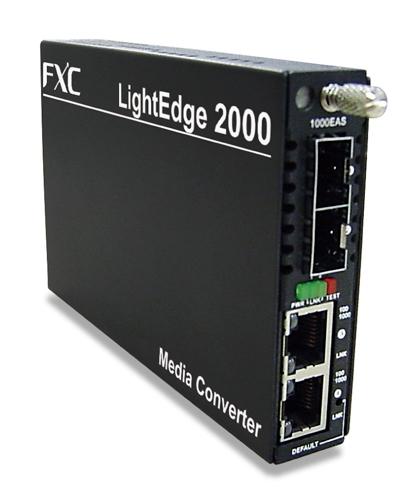 【新品/取寄品/代引不可】10/100/1000BASE-T to 1000BASE-X(SFP スロット×1)メディアコンバータ LE2871-1F