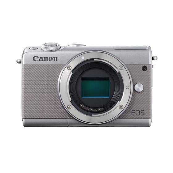 【新品/取寄品/代引不可】Canon EOSM100GY-BODY ミラーレス一眼カメラ EOS M100・ボディ(2420万画素/グレー)[2211C004] EOS EOSM100GY-BODY, アップルミント:ed3f05d9 --- data.gd.no