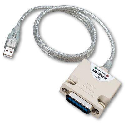 【新品/取寄品/代引不可】USB2.0 to GPIB コンバータ REX-USB220