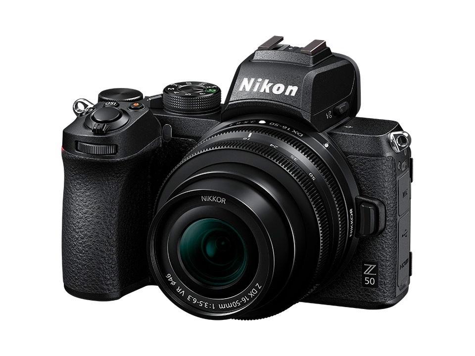 【新品/取寄品】ミラーレスカメラ Z 50 16-50 VR レンズキット