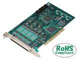 【新品/取寄品/代引不可】PCIバスマスタ対応 32ビット高速アップダウンカウンタボード CNT32-8M(PCI)