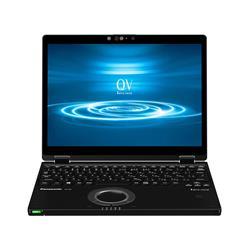 【新品/取寄品】Let's note QV8 CF-QV8PFNQR (12.0型 クアッドコアCPU i7、SSD512GB(PCIe)、LTE、指紋センサー&顔認証対応、Office2019搭載モデル)