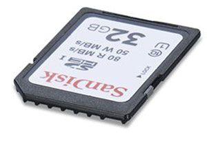 【新品/取寄品/代引不可】ThinkServer 32GB SD Card 4X70F28593