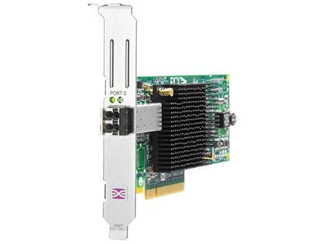 【新品/取寄品/代引不可】HP 81E PCI-e FC ホスト バス アダプター AJ762B