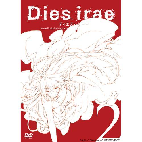 【新品/取寄品】Dies irae DVD Vol.2