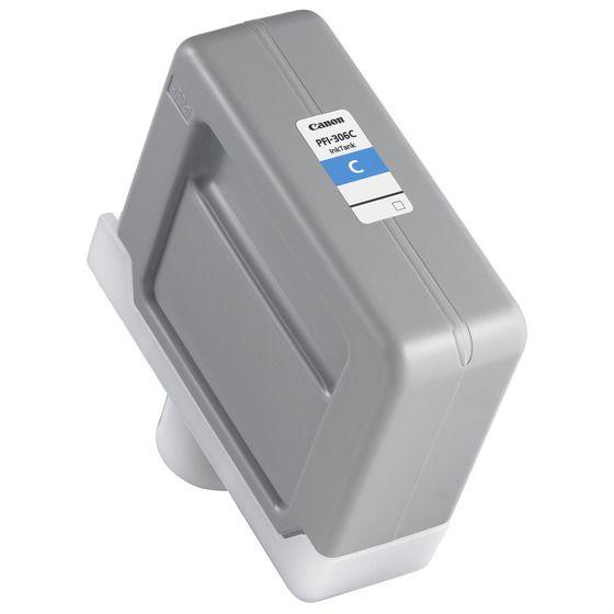 【新品/取寄品/代引不可】インクタンク シアン PFI-306C[6658B001] PFI-306C