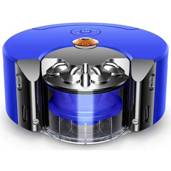 【新品/在庫あり】ダイソン ロボット掃除機 ダイソン 360 ヒューリスト Dyson 360 Heurist RB02 BN [ニッケル/ブルー] [RB02BN]