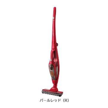 【新品/取寄品】日立 スティッククリーナー (コードレス式) PV-BD200(R) [パールレッド]