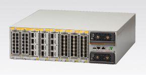【新品/取寄品/代引不可】AT-SBx908 GEN2-Z5-i [拡張スロットx8(デリバリースタンダード保守5年付)、インテグレーションテストチケット(シャーシ)付] 3615RIC