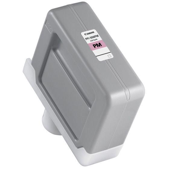 【新品/取寄品/代引不可】インクタンク フォトマゼンタ PFI-306PM[6662B001] PFI-306PM