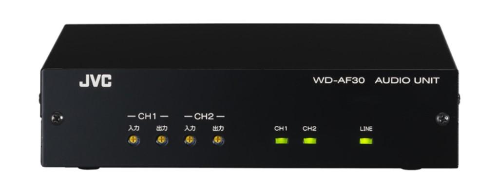 新品 取寄品 直送商品 定番から日本未入荷 代引不可 音声入出力ユニット WD-AF30