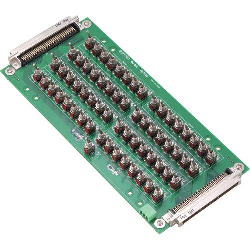 【新品/取寄品/代引不可】デジタル入出力信号モニタアクセサリ(64点) CM-64L