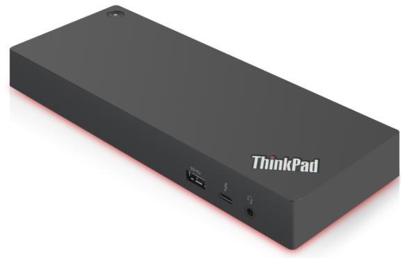 【新品/取寄品/】ThinkPad Thunderbolt 3 ドック 2 40AN0135JP