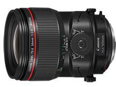 【新品/取寄品/代引不可】標準アオリレンズ TS-E50mm F2.8L マクロ(9群12枚)[2273C001] TS-E5028LM