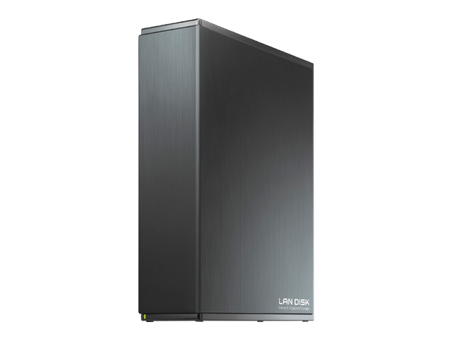 【新品/取寄品/代引不可】特定用途向けSSD搭載NAS 120GB HDL-TAS120