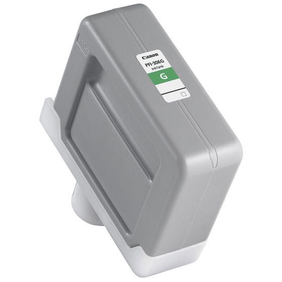 【新品/取寄品/代引不可】インクタンク グリーン PFI-306G[6664B001] PFI-306G