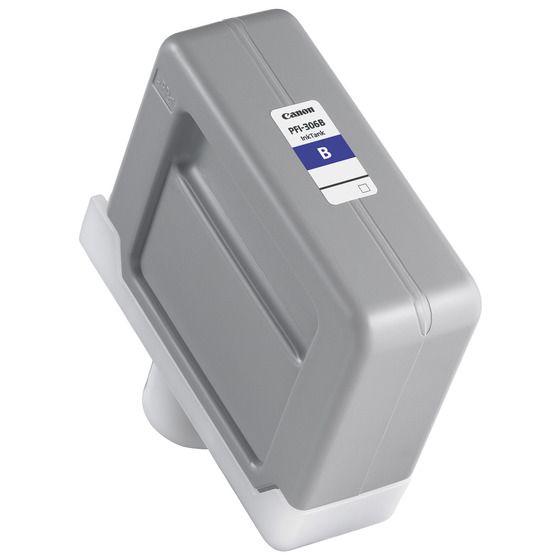 【新品/取寄品/代引不可】インクタンク ブルー PFI-306B[6665B001] PFI-306B