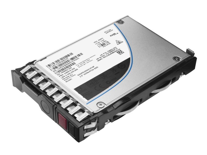 【新品/取寄品/代引不可】1.6TB MU SC 2.5型 12G SAS DS ソリッドステートドライブ P09092-B21