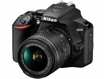 【新品/取寄品/代引不可】D3500 18-55 VR レンズキット