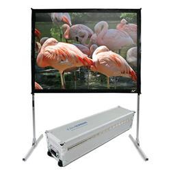 【新品/取寄品】プロジェクタースクリーン クイックスタンド 120インチ(4:3) シネホワイト素材 Q120V1