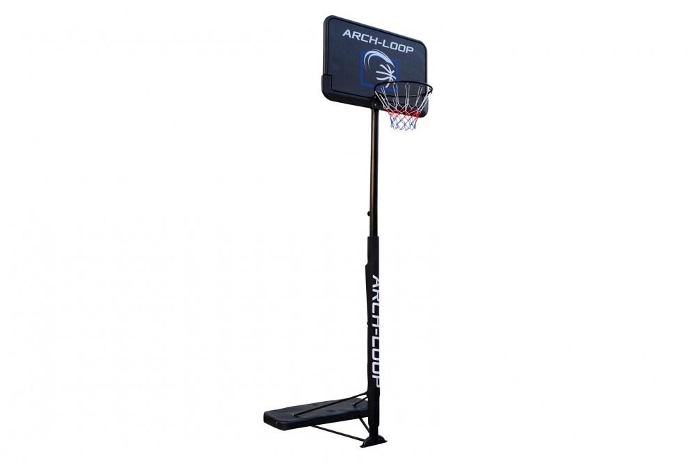 【新品/取寄品/代引不可】ARCH-LOOP バスケットボールゴール ALG01 (37278) 屋外用【北海道・沖縄・離島配送不可】