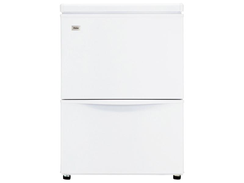 【新品/取寄品】Haier ハイアール 120L チェストタイプ 冷凍庫(フリーザー)直冷式 JF-WND120A-W ホワイト