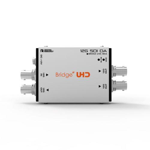 【新品/取寄品/代引不可】超小型軽量12G-SDI対応3分配器 UHD_M_DA