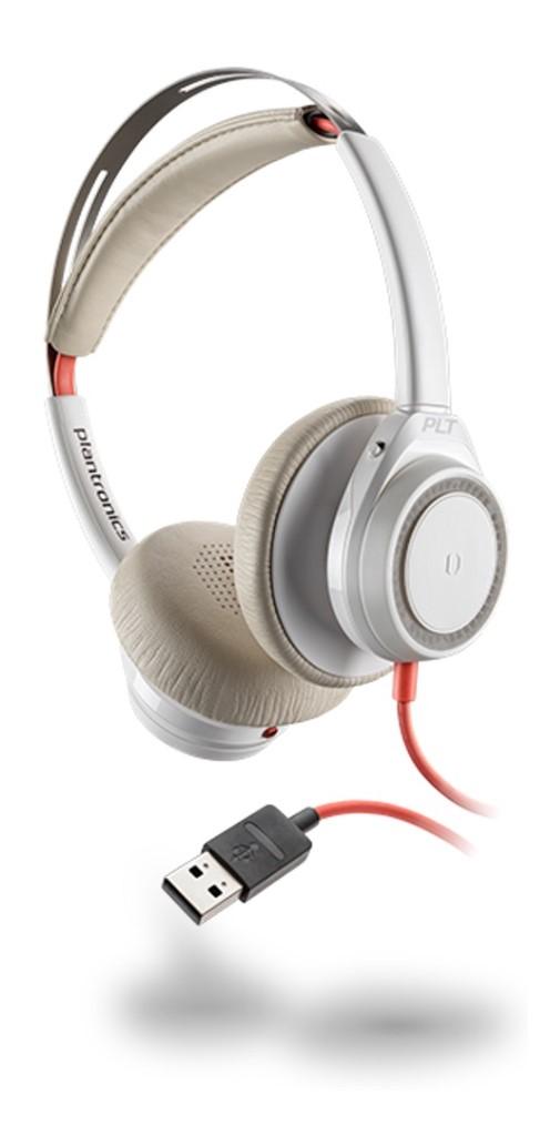 新品 取寄品 代引不可 Blackwire 7225 USB-A対応 211154-01 白モデル 配送員設置送料無料 お得セット PPBKW-7225UAWHT