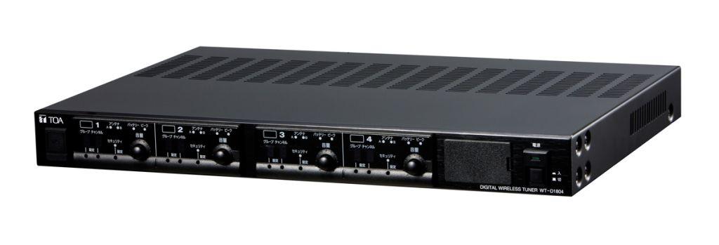 【新品/取寄品/代引不可】デジタルワイヤレスチューナー WT-D1804