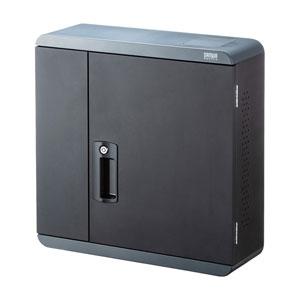 【新品/取寄品/代引不可】壁掛けノートPC、タブレット収納庫 CAI-CAB52