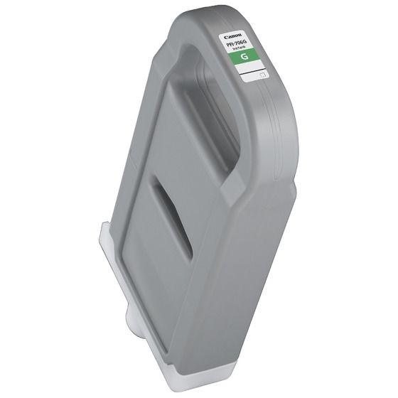 【新品/取寄品/代引不可】インクタンク グリーン PFI-706G[6688B001] PFI-706G